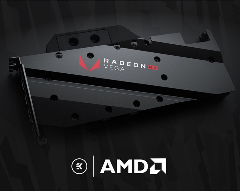 EKWB releases their new Fluid Gaming A240R kit and RX Vega water block