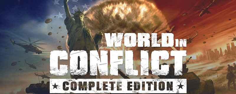 World in Conflict is currently avilable for free on Uplay
