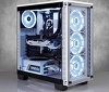 Corsair releases a White version of their 460X RGB chassis