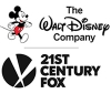 Disney has acquired most of 21st Century Fox for $52.4 billion in Stock