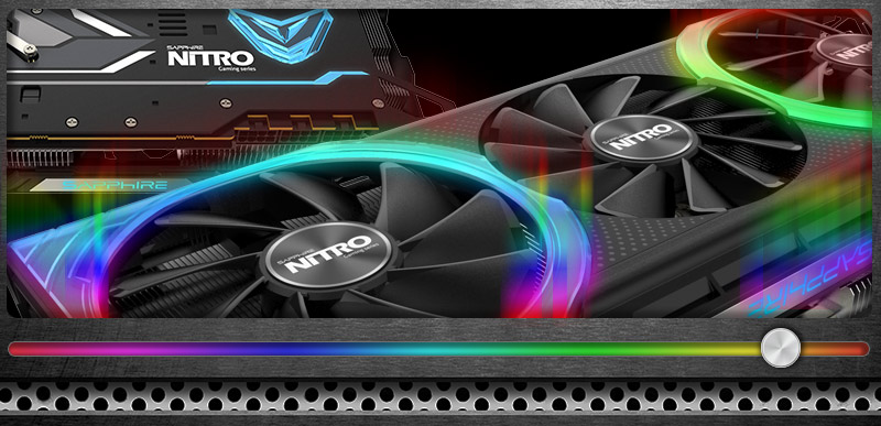 Sapphire have officially announced their RX Vega Nitro+ series of graphics cards