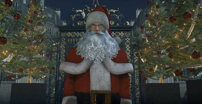 Hitman now has a free festive-themed extended Demo version