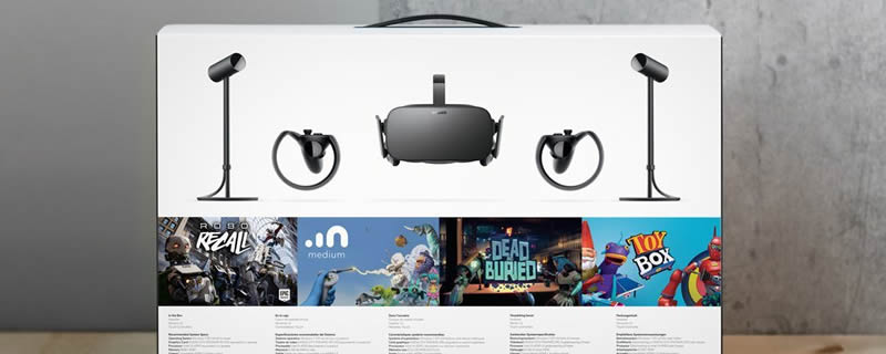 The Oculus Rift has been reduced to £349 for a limited time