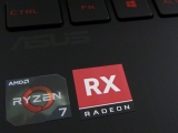 ASUS Strix GL702Z Ryzen Laptop Review