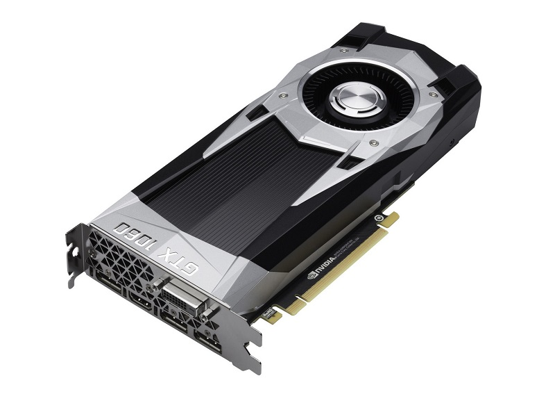 Nvidia's GTX 1060 is now Steam's most popular GPU