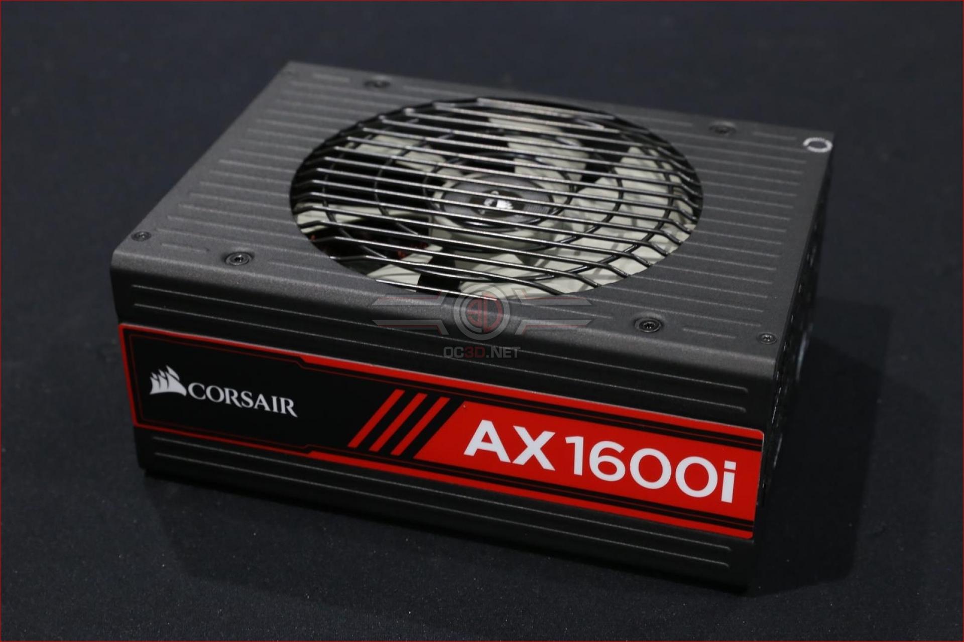 Corsair Ax1600i Psu Review Inside The Box A 1600w Psu