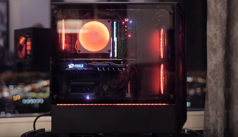 Phanteks reveals their P300 SE and 350X cases