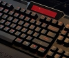 EVGA showcases their Z10 Mechanical keyboard with an LCD display