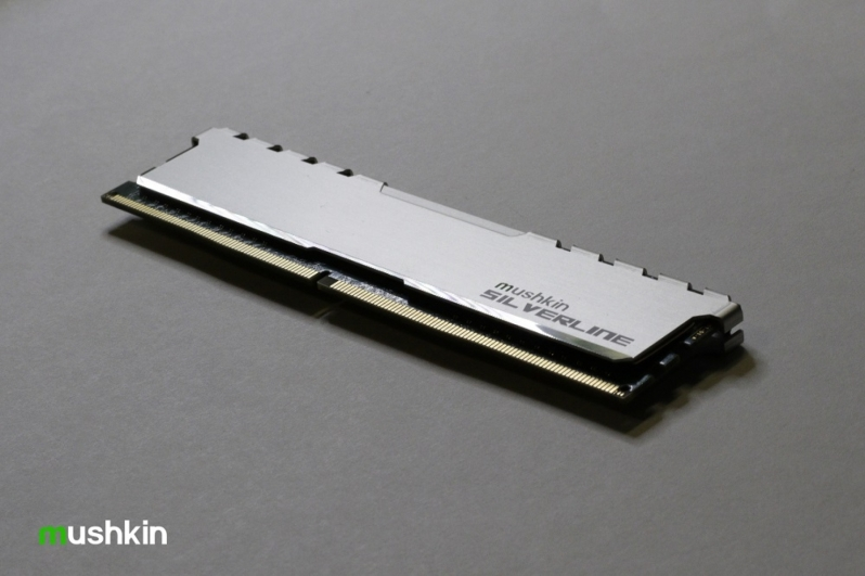 Mushkin reveals their new Silverline DDR4 memory designs