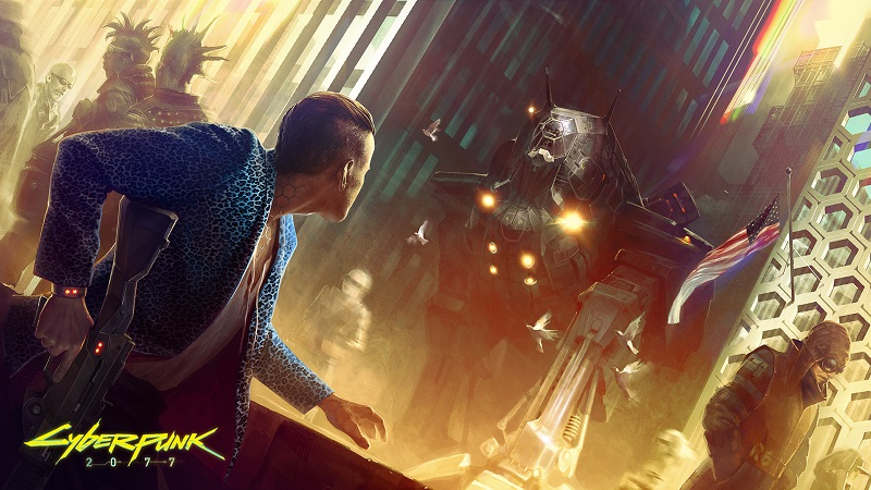 Cyberpunk 2077 is rumoured to be showcased at E3 2018