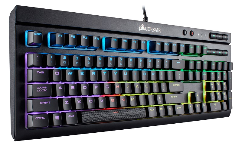 Corsair releases their K68 RGB spill-proof keyboard