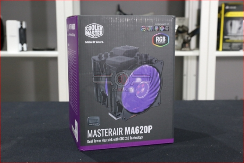 Cooler Master MA620P MA621P Preview
