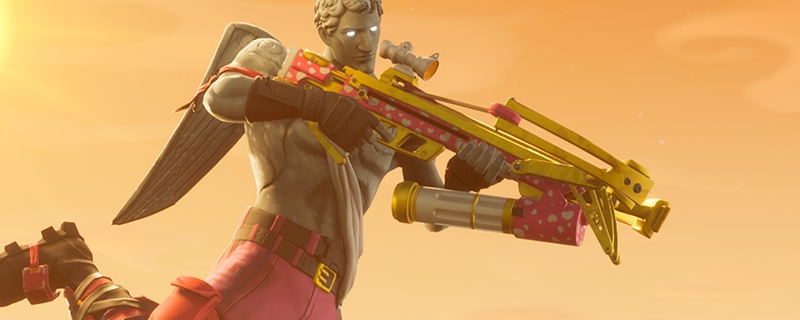 Fortnite's patch v.2.5.0 optimises the game for low-end systems