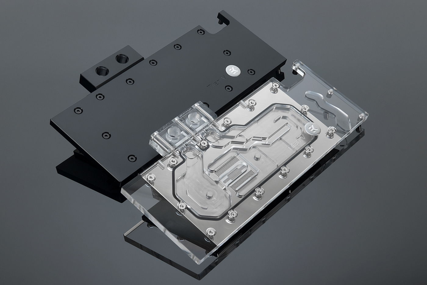 EK released their EK-FC Titan V water block