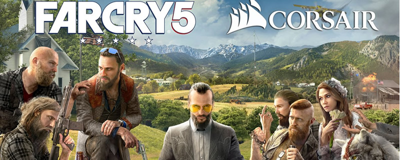 Far Cry 5 will ship with Corsair lighting integration | OC3D News