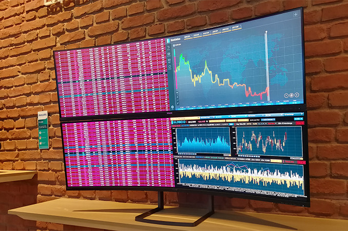 Philips reveals their Curved 32:9 49-inch 492P8