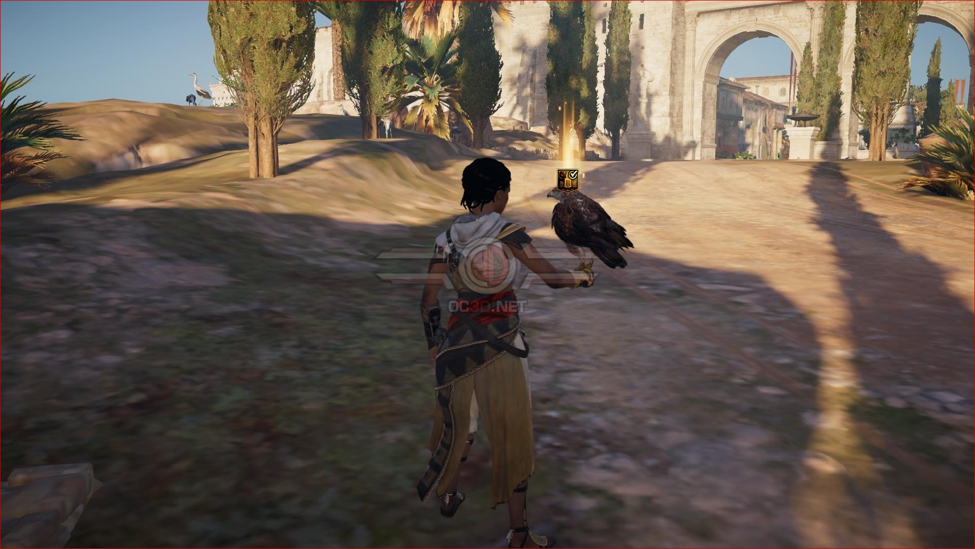 AMD Ryzen/Raven Ridge APU Gaming Review | Assassin's Creed Origins