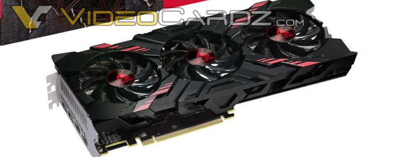 Images of PowerColor's RX Vega Red Dragon leaks onto the web