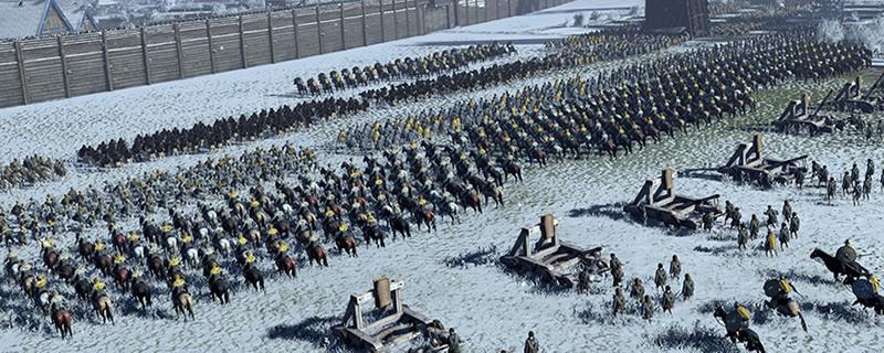 Total War: Thrones of Britannia has been delayed