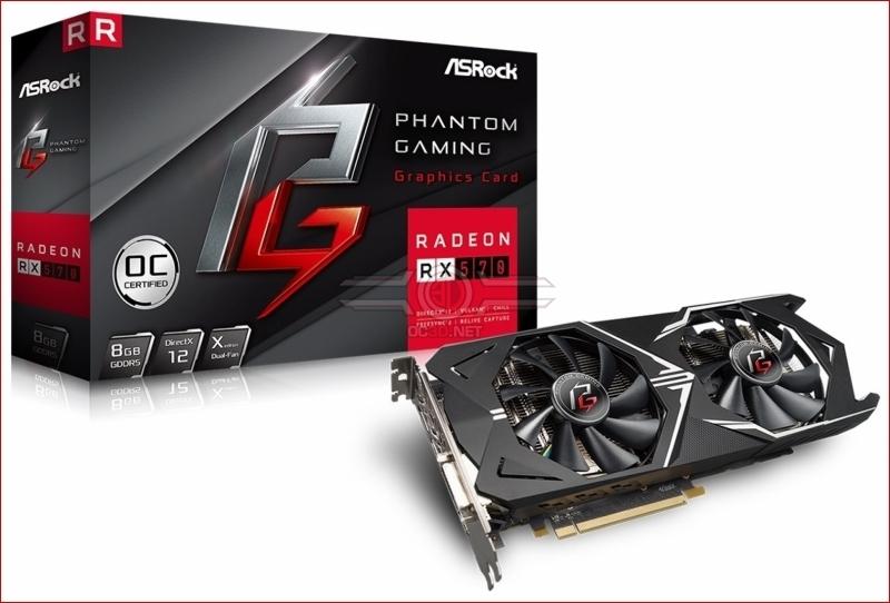 ASRock reveals their Phantom Gaming Series of Radeon GPUs