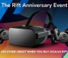 Oculus giving away £50 of store credit with new Rift purchases