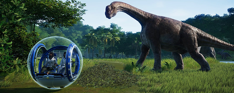 Jurassic World: Evolution receives PC system requirements and a release  date | OC3D News