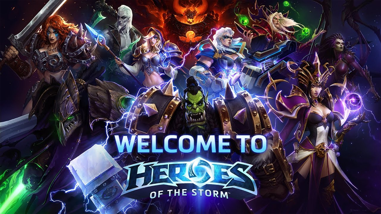 Blizzard plans to drip DirectX 9 and 32-bit support from Heroes of the Storm