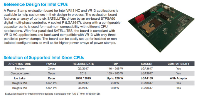 Leaked Intel Ice Lake Xeon details - LGA 4187 and 8-channel