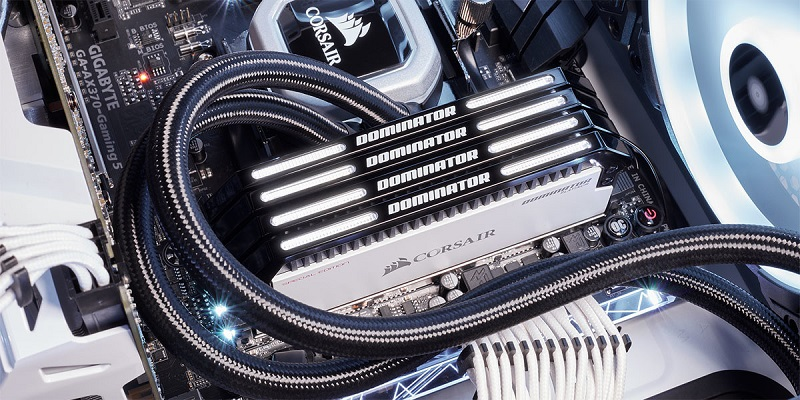 Corsair release Special Edition Dominator Platinum Special Edition CONTRAST DDR4 memory