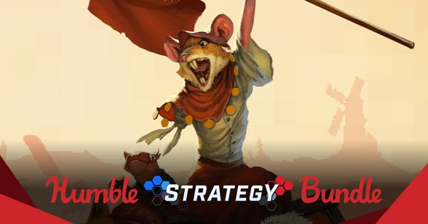 The Humble Strategy Bundle has been released