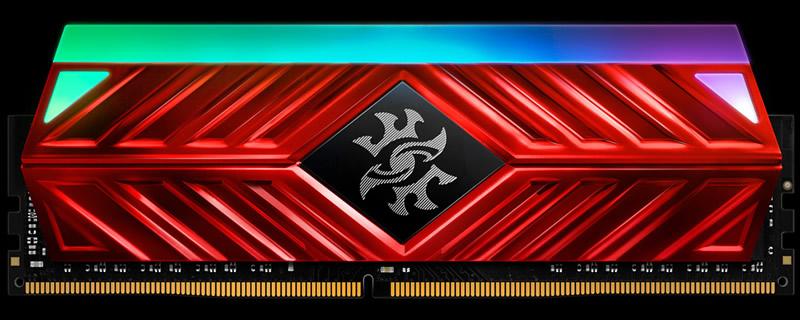 ADATA's XPG SPECTRIX D41 RGB DDR4 memory has hit 5GHz under air cooling