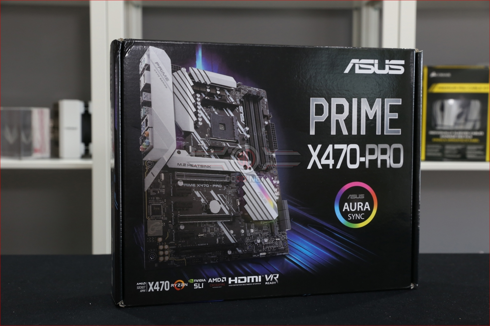 Asus Prime X470 Pro Preview Introduction And Up Close Cpu Mainboard Oc3d Review