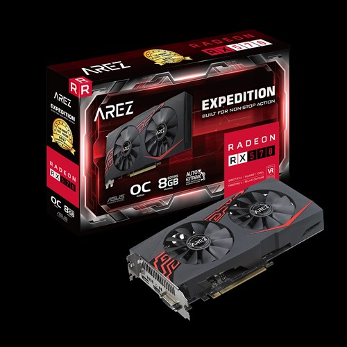 ASUS officially reveals AMD-exclusive AREZ sub-brand - releases in May