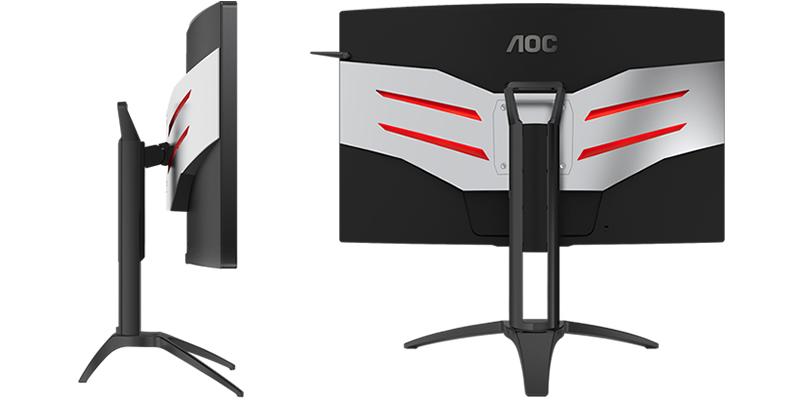 AOC announces their 31.5-inch AGON AG322QC4 FreeSync 2 DisplayHDR 400 monitor