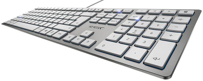 Cherry launches their KC 6000 SLIM keyboard