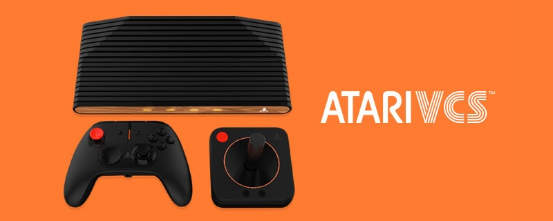 Atari's VCS game console will be available of pre-order on May 30th