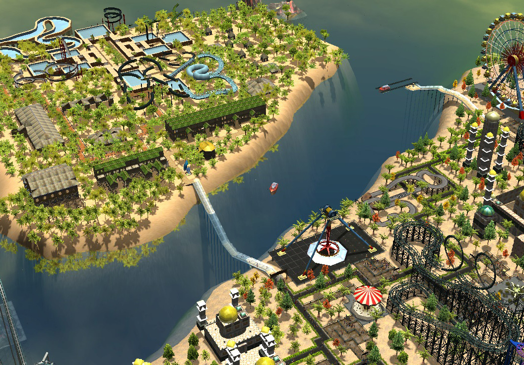 RollerCoaster Tycoon 3 removed from Steam and GOG   OC3D News