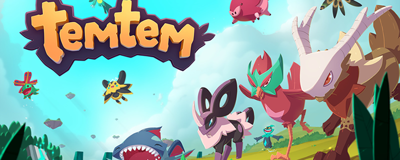 Temtem, a Pokemon-like RPG for PC, has hit Kickstarter