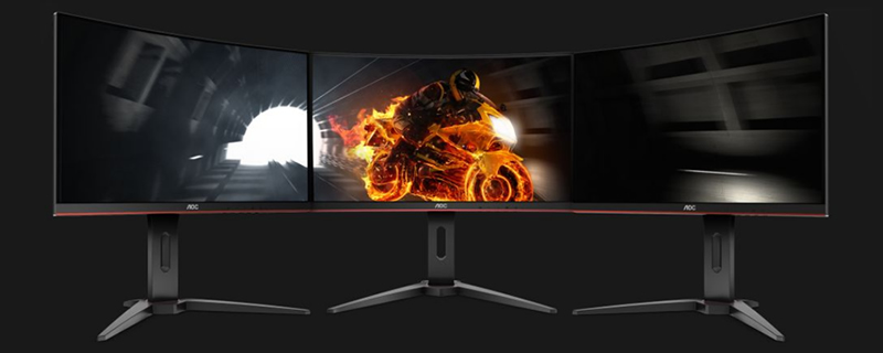 AOC releases three new G1 series 144Hz FreeSync Gaming