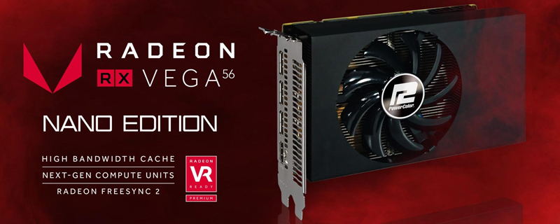 PowerColor RX VEGA 56 8GB NANO Edition Review | Test Setup