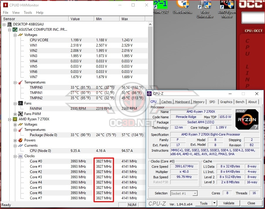 Amd Ryzen 7 1700 Safe Temp