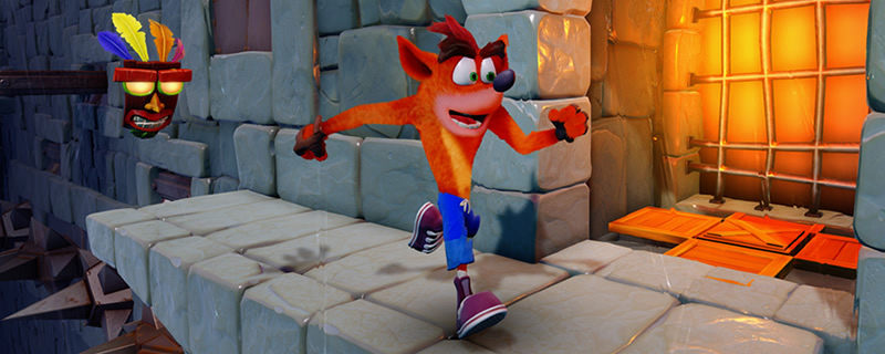 Crash Bandicoot N Sane Trilogy Pc Performance Review Graphical Settings Controls And Framerate Unlocking Software Oc3d Review