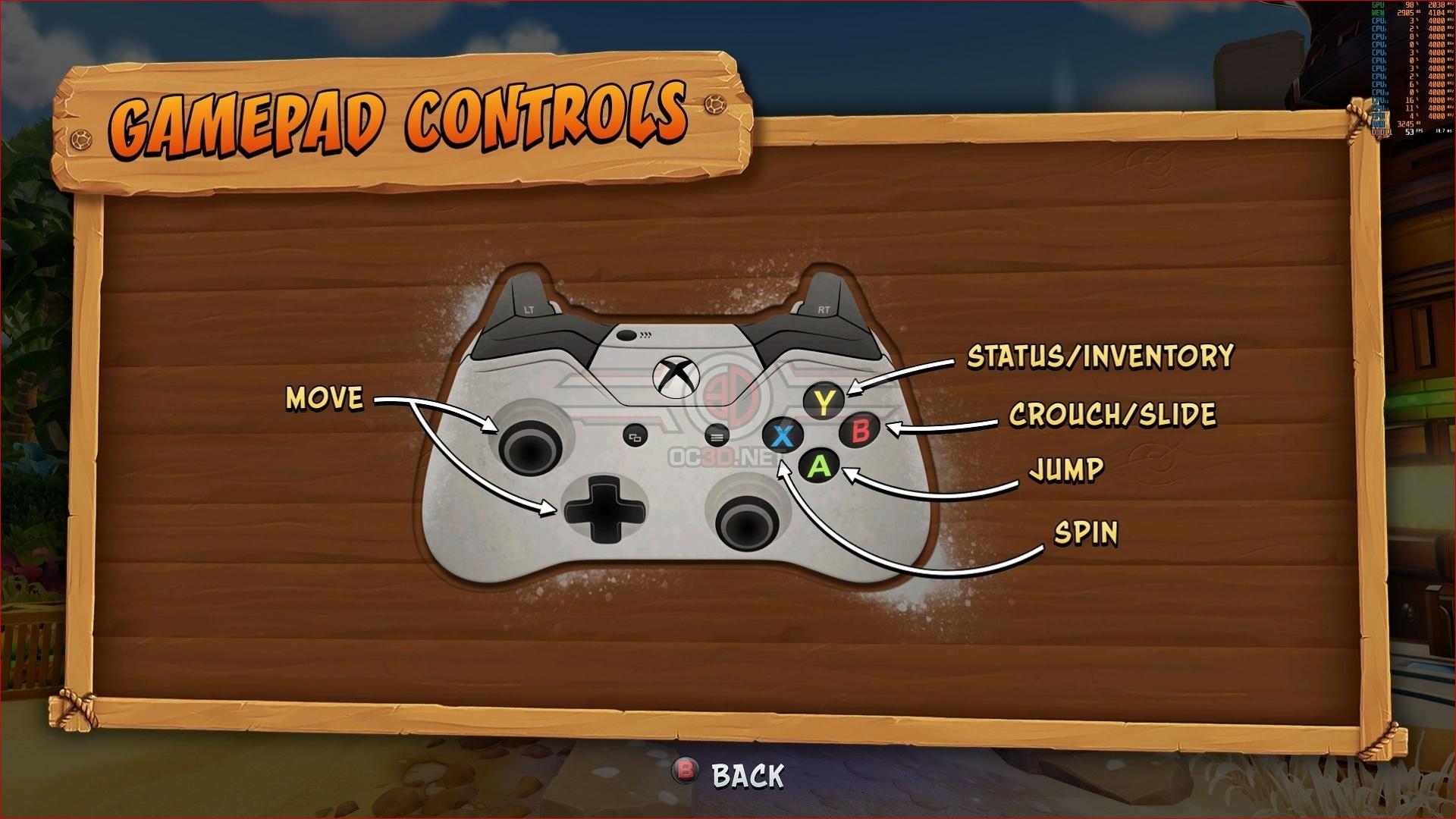 Crash Bandicoot N  Sane Trilogy PC Performance Review   Graphical