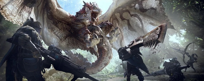 Monster Hunter World PC system requirements and release date revealed