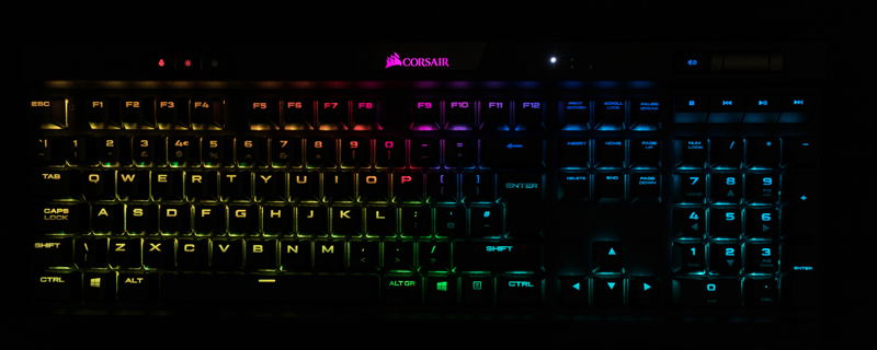 Corsair K70 RGB Rapidfire Mk2 Review | Introduction and