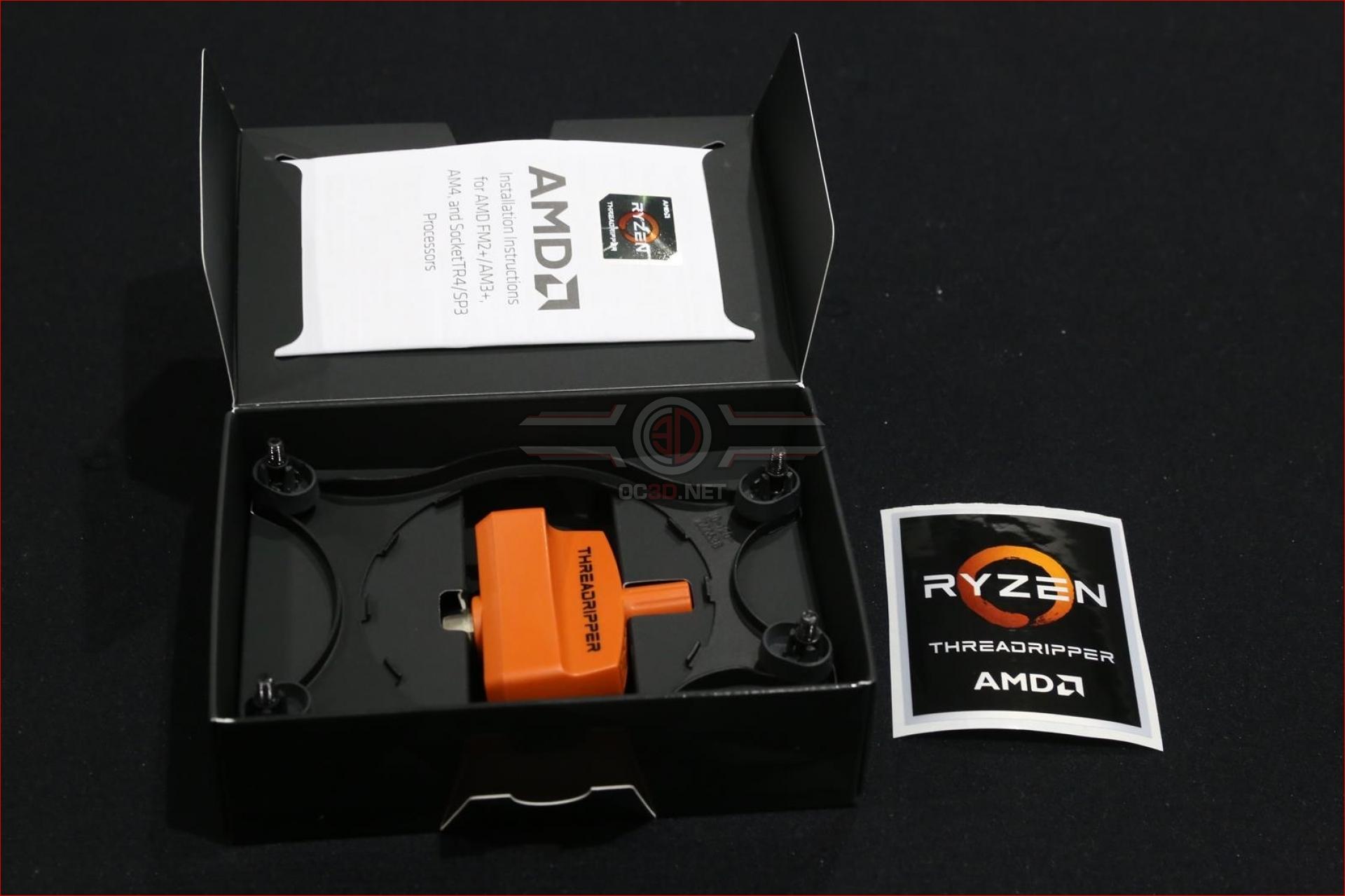 AMD 2nd Gen Ryzen Threadripper 2990WX and 2950X Preview | Unboxing