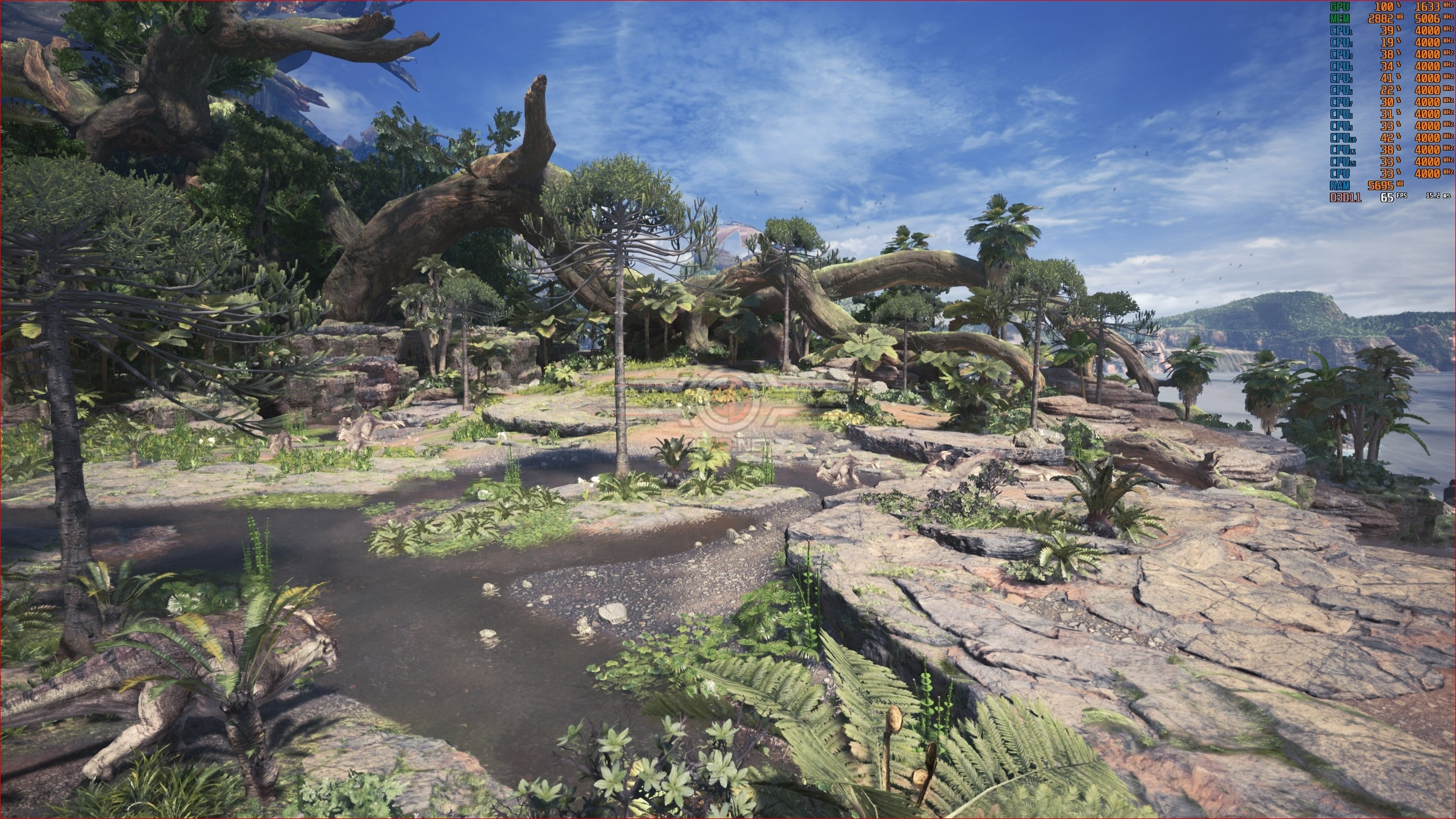 Monster Hunter: World PC Performance Review | Impact
