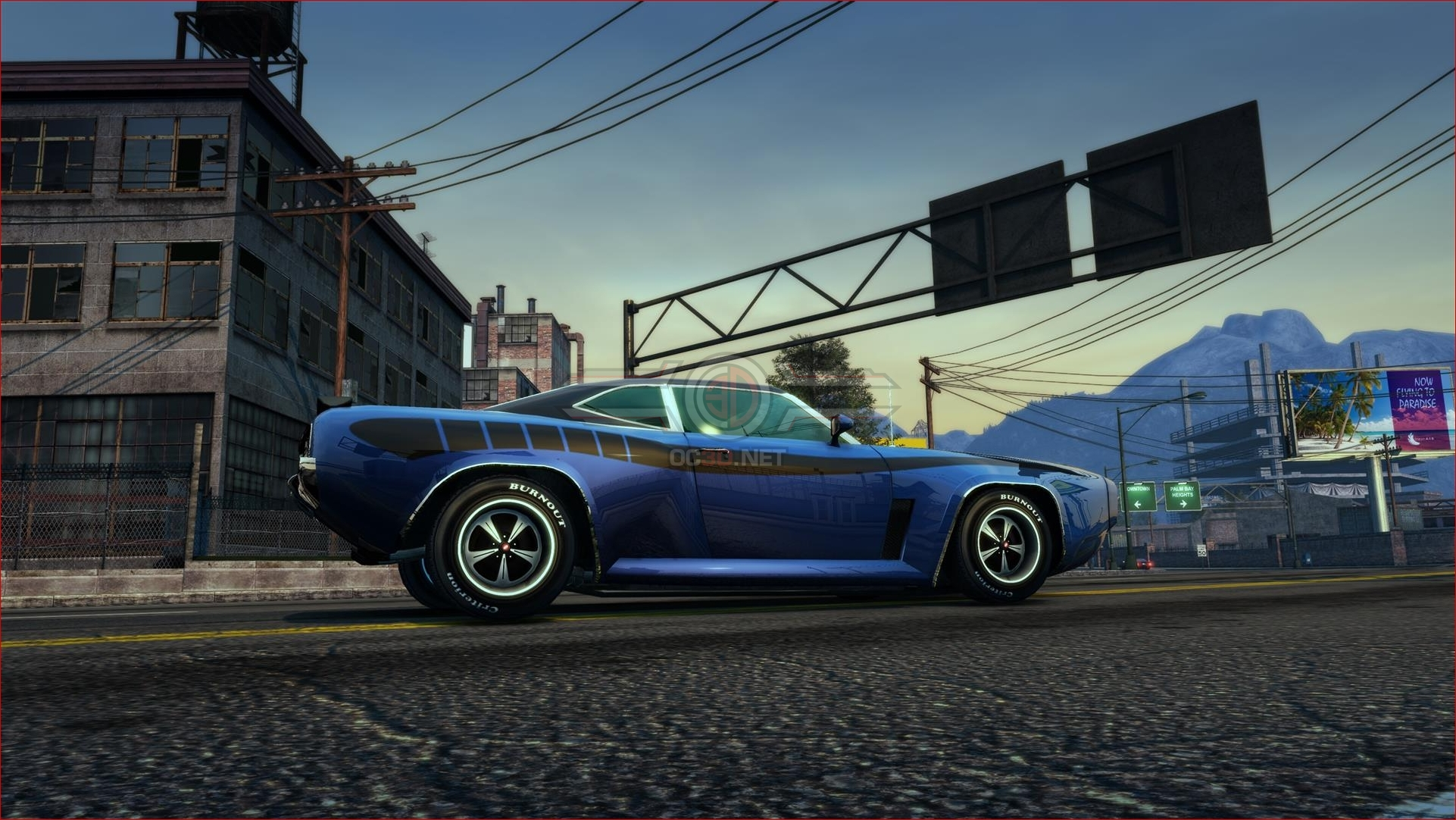 Burnout Paradise Remastered Performance Review and Graphics