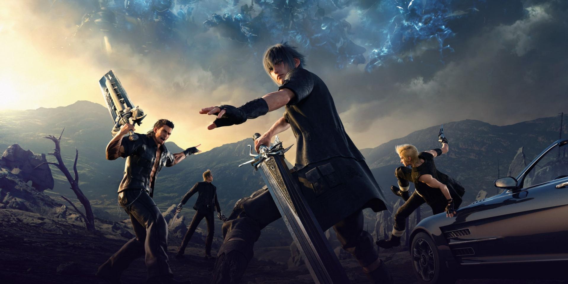 Final Fantasy XV Vulkan option appear on Steam database   OC3D News