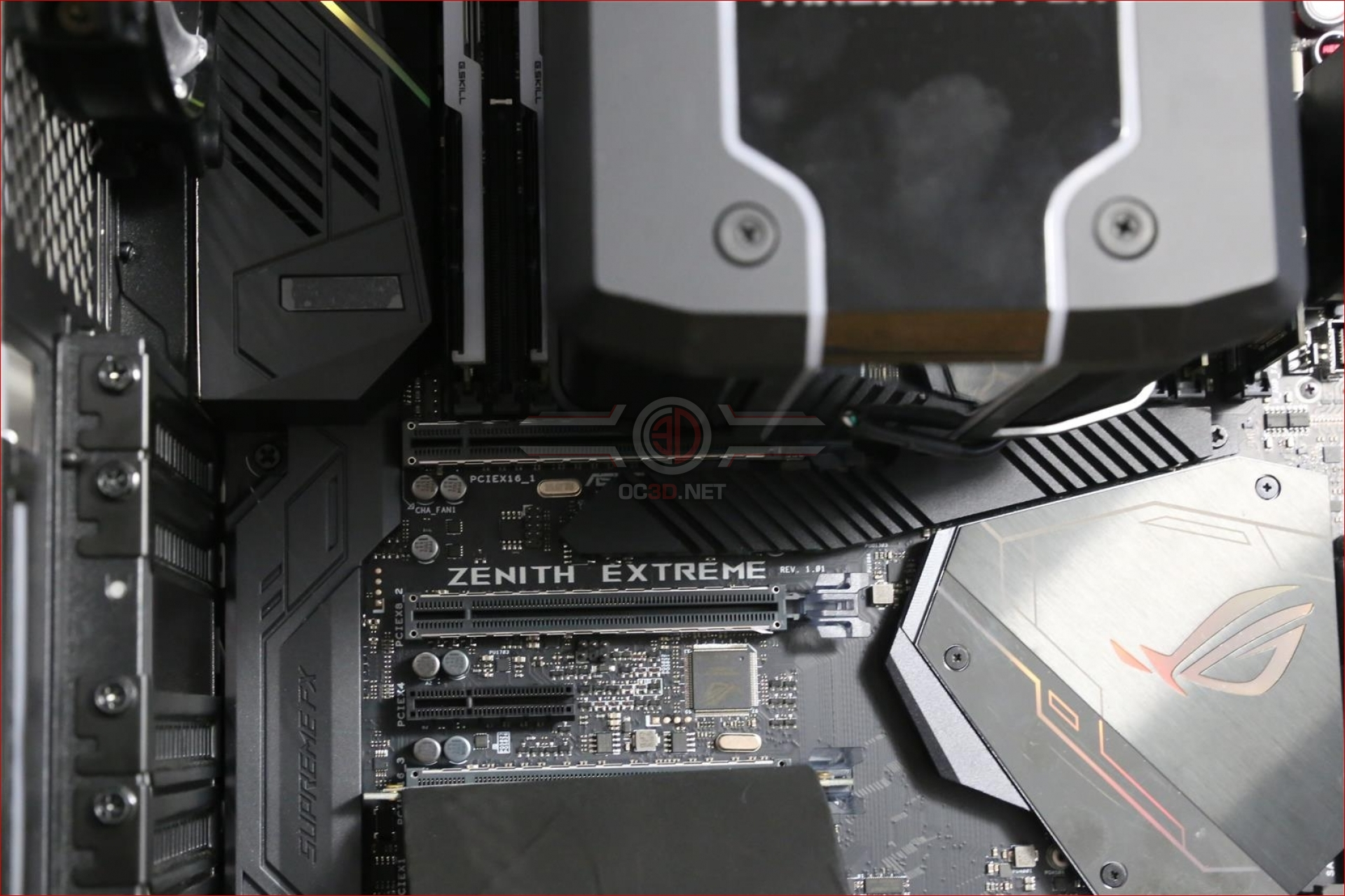 Wraith Ripper PCIe Issue - GPU case mod - fix | Introduction - The
